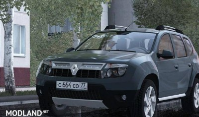 Renault Duster 2010 [1.5.9], 1 photo